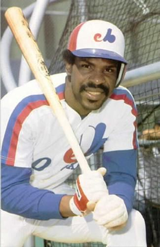 Andre Dawson - elected to National Baseball Hall of Fame in 2010