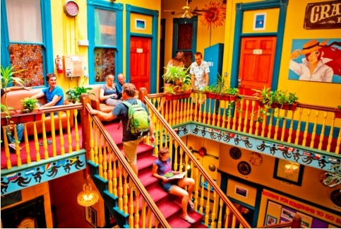 Image for: USA Hostels San Diego
