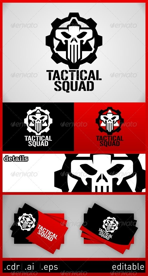 Tactical Squad Skull Logo Template #GraphicRiver a SUPERCOOL SKULL logo for your tactical team, airsoft gun team, paintball team and many more, and very suitable on any media This logo done in vector (.AI .EPS & .CDR) The typography used is Gunplay .dafont /gunplay.font Created: 2 December 13 Graphics Files Included: Vector EPS #AI Illustrator #CorelDRAW CDR Layered: No Minimum Adobe CS Version: CS Resolution: Resizable Tags airsoft gun #battle #force #gear #gun #paintball #shoot #skirmish…
