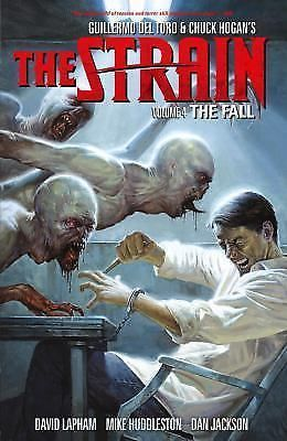 The Strain: The Strain - The Fall Vol. 4 by David Lapham (2014, Paperback)