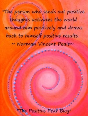 "Positive Healing Energy via ""The Positive Pear"" Blog"