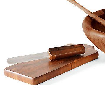 Belongings Breadboard & Knife Set by Dansk® #Lenox