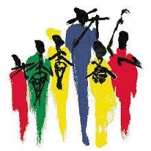 Kwanzaa musicians art