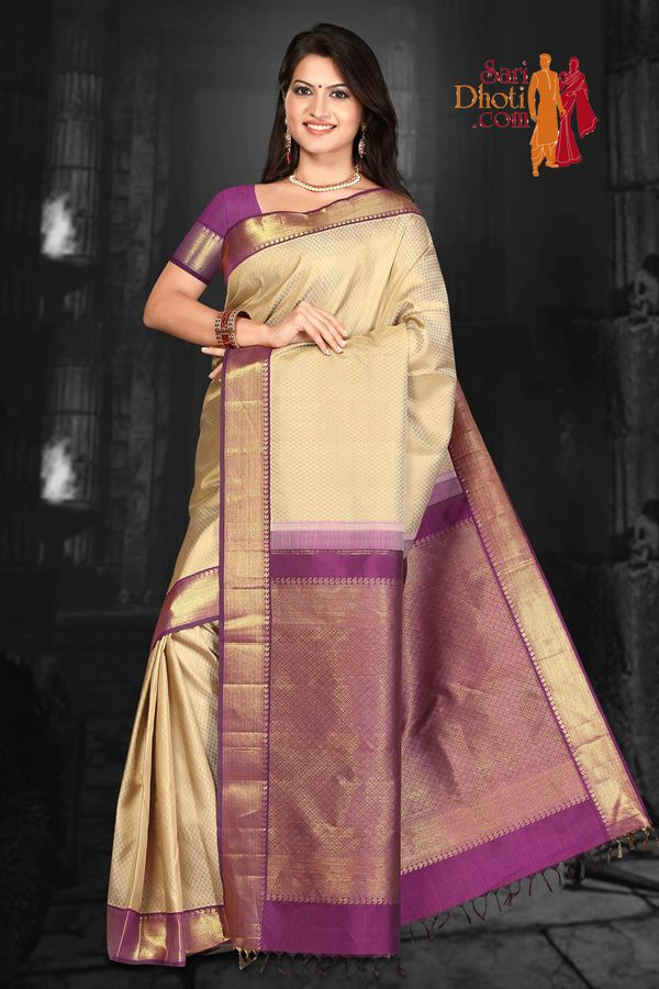 17 Best Images About Kanchipuram Sarees On Pinterest