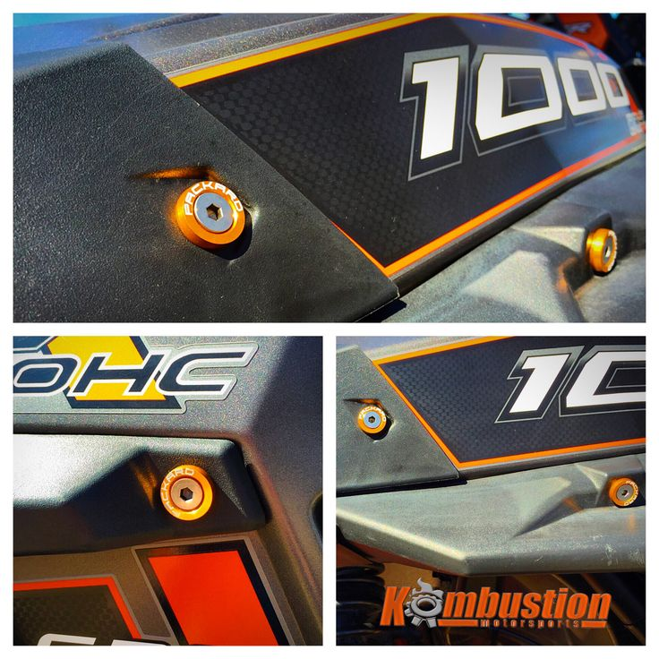 RzR 1000 fender washers at Kombustion Motorsports. Click here to check them out www.kombustionutv.com