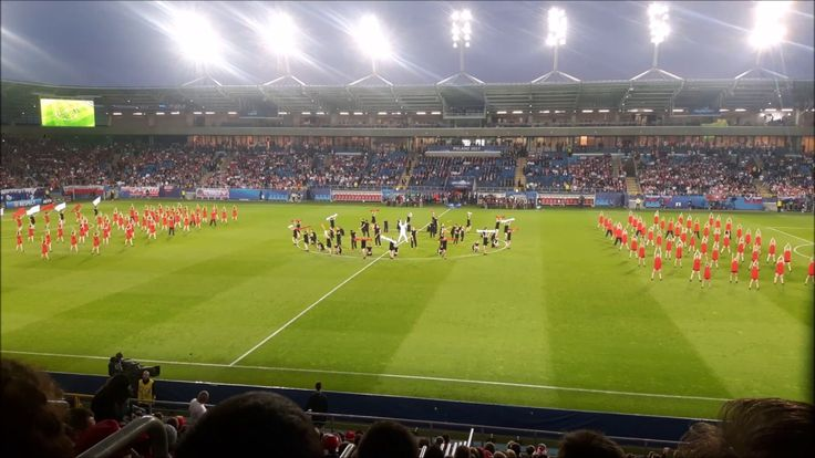 U21: Poland - Slovakia [Fans]. 2017-06-16