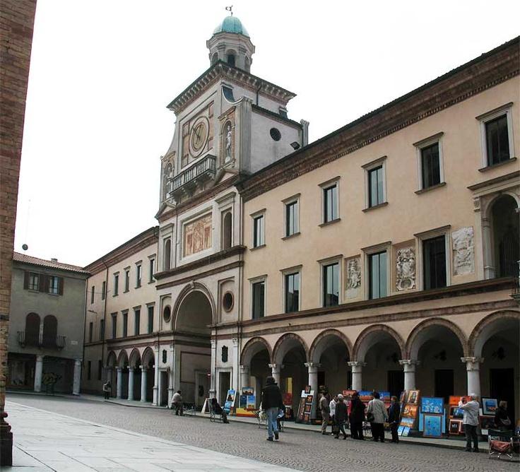 Piazza del Duomo, Crema, Italy