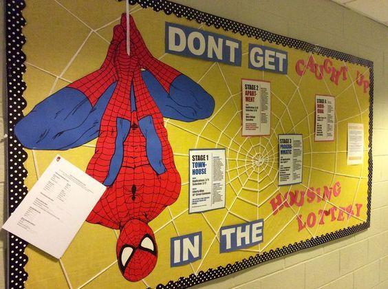 Image Result For Avengers Bulletin Board Superhero