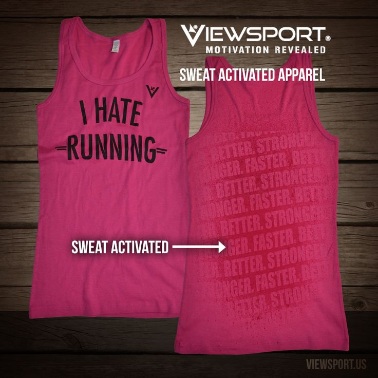Burn off the holiday treats and reveal the hidden messages as you sweat! I don't hate running, but this is cool!