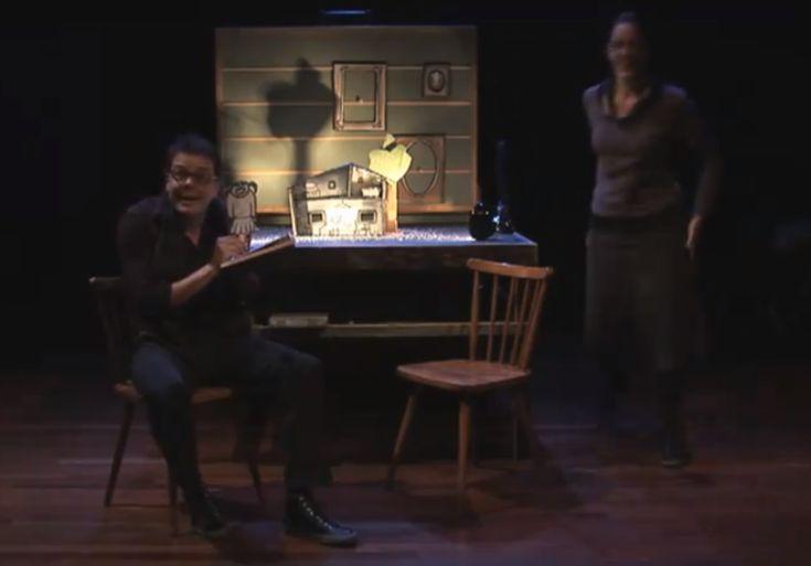 Miss Ophelia Dutch Theatre Show in Australia