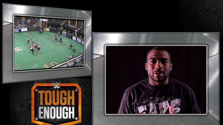 Is DeQwan Young #ToughEnough? http://WWEToughEnough.com for more.