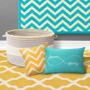 Take a look at the Turquoise, Gray & Yellow Home Décor event on #zulily today!