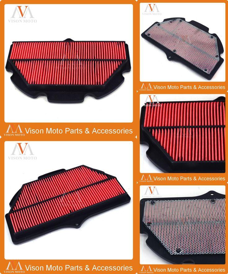 [Visit to Buy] Motorcycle Air Intake Filter Cleaner For Suzuki GSX-R GSXR 600 750 GSXR600 GSXR750 2006 2007 2008 2009 2010 06 07 08 09 10 #Advertisement