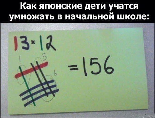 Учимся умножать