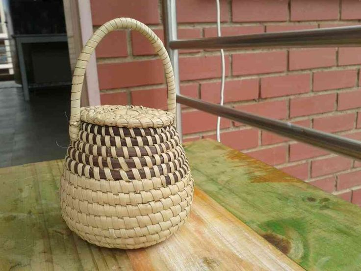 handwoven small basket. African Baskets.Basket weaving,African traditional baskets,It can be used for storage or just for decorating by seipeloart on Etsy