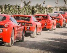 Valle de Uco Wine Road 2015, Club Ferrari Chile.