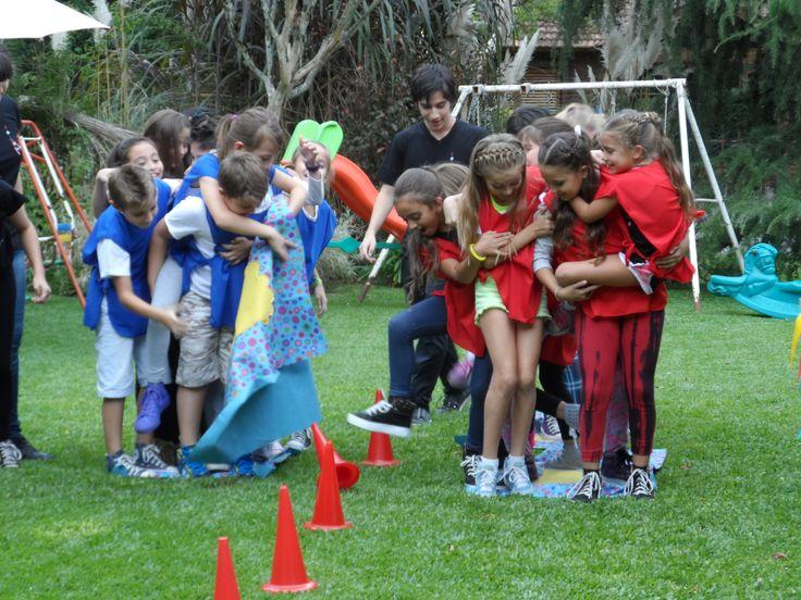 Juegos Infantiles Al Aire Libre Unifeed Club