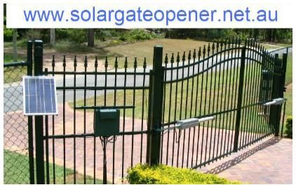 Our Automatic Gate Openers Are Used For Farms, Residential And Industrial  Use. Any Questions. Sliding ...
