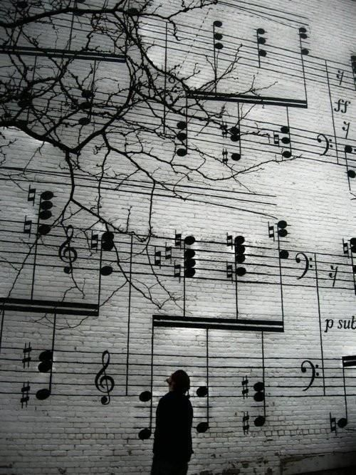 Street art #music