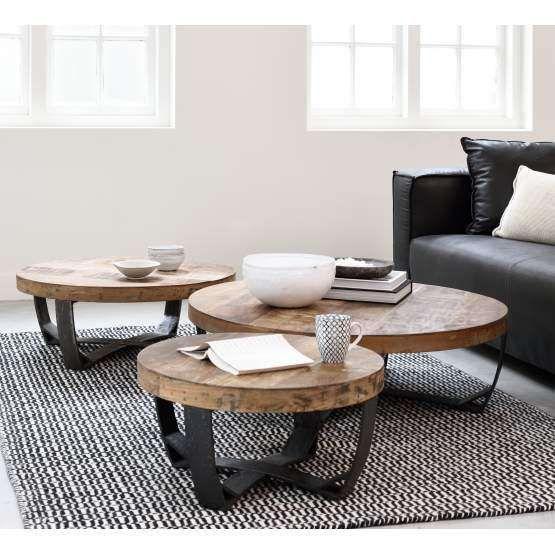 De Troubadour heeft een uitgebreide collectie bureaus, eettafels, salontafels, bijzettafels, sidetables en bartafels. Veel op voorraad!