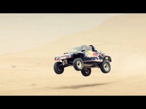 Qatar Team Final Practice Day - Rally Dakar 2013
