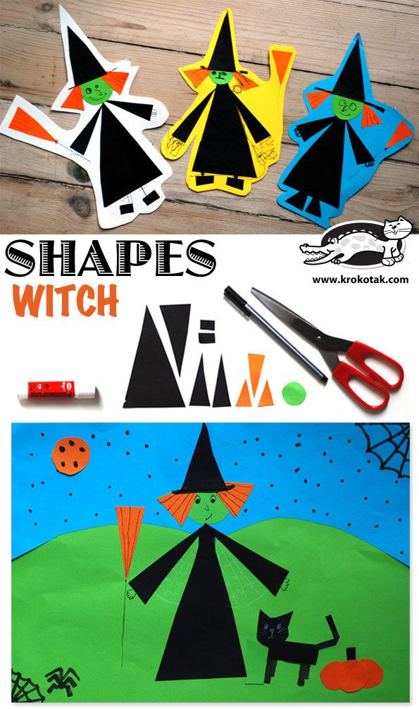 SHAPES wich