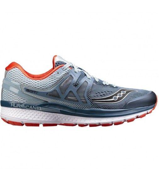 timeless design dd599 78593 Saucony Hurricane ISO 3 Mens Running Shoes - Grey