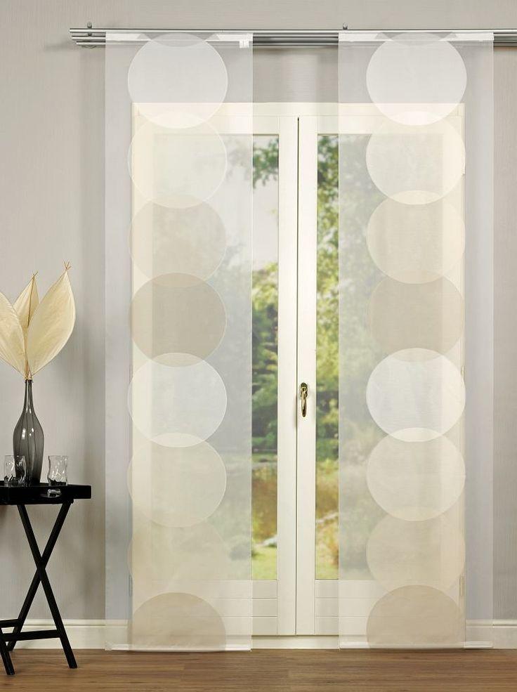 ber ideen zu fl chenvorh nge auf pinterest graue kissen vorh nge und duschvorh nge. Black Bedroom Furniture Sets. Home Design Ideas