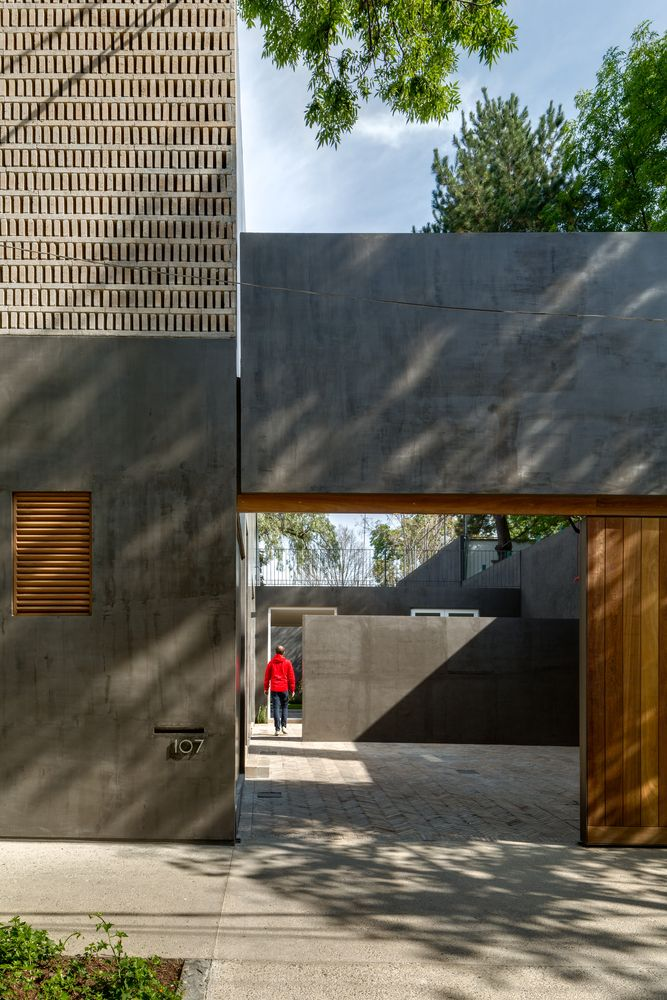 Gallery of Campestre 107 House / DCPP arquitectos - 6