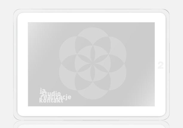 website design for http://www.studioanagram.pl/