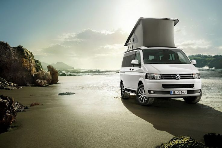 VW California SE Camper Van. A steal at £45k.....does have a kitchen and sleeps 4 !!
