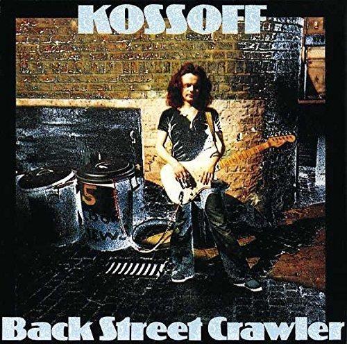 Paul Kossoff Back Street Crawler LP 2017  #OneAsiaAllEntertainment #852Entertainment