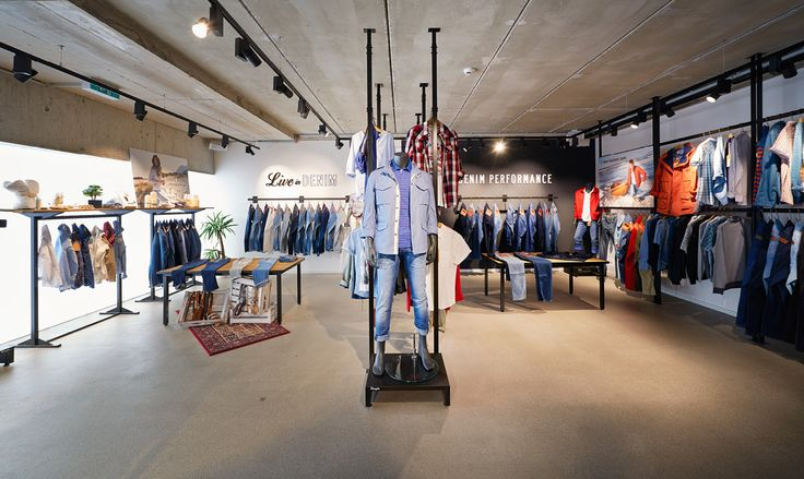 Wrangler Store – made by ARNO Group