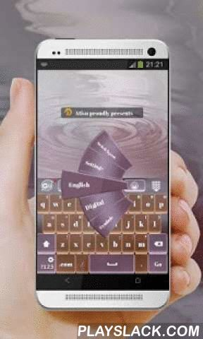 """Purple Season GO Keyboard  Android App - playslack.com ,  The """"Purple Season"""" theme for GO Keyboard was specially crafted for you by Atisu.Purple Season.This model of GO Keyboard is a very special one, since its design and reddish grey nuances were inspired by rain, town, purple and streets, which gave it originality and made it gorgeous.We live in the mind, in ideas, in fragments. We no longer drink in the wild outer music of the streets - we remember only.The benefits of this thrilling…"""