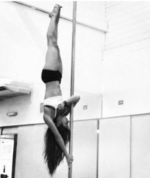 Pole Fitness...maybe something to try ;)
