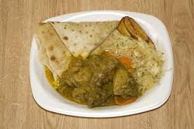 Roti and Curry