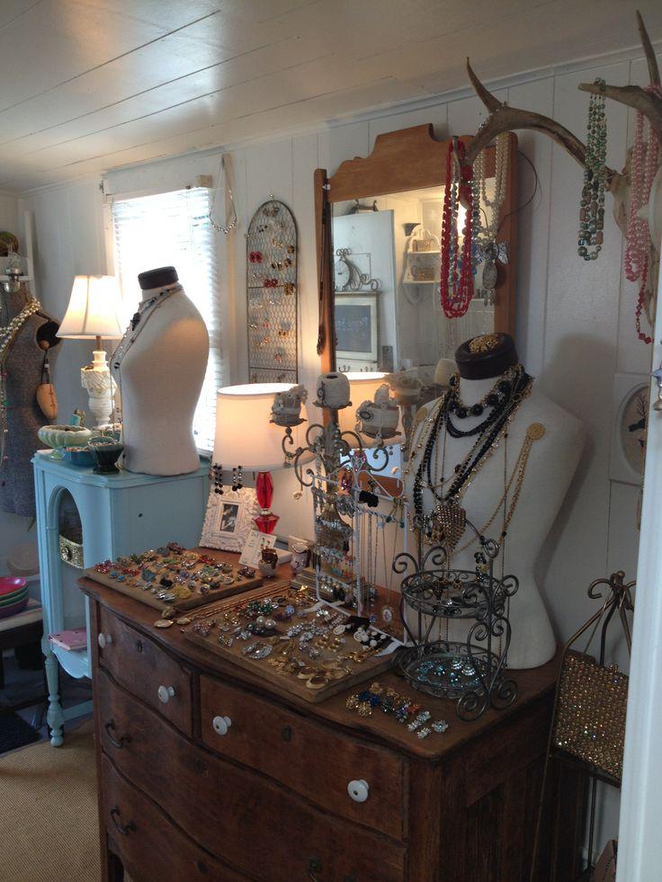 Vintage Jewelry Store