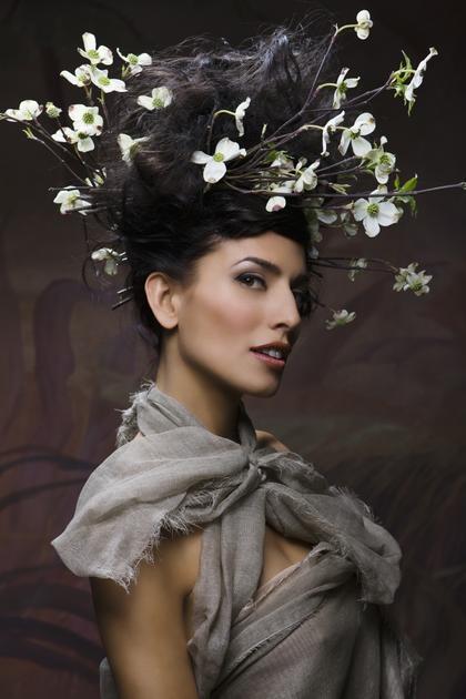 ❀ Flower Maiden Fantasy ❀ beautiful photography of women and flowers - ralf nau.