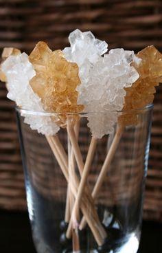 Cómo hacer arte con cristales de sal y azúcar | eHow en Español