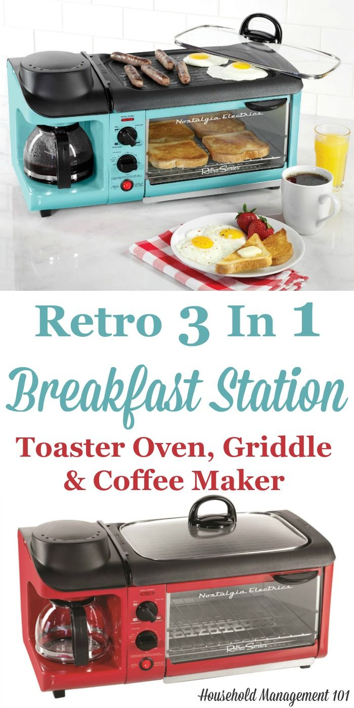 Uncategorized 3 In 1 Kitchen Appliances 25 best breakfast station ideas on pinterest who needs a kitchen when you can have toaster coffee maker and griddle all