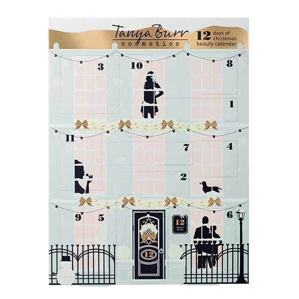 Tanya Burr advent calendar 2016