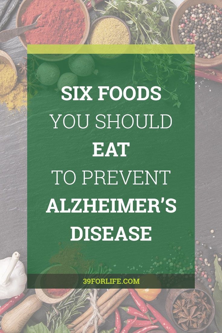 Foods That Combat Alzheimer S