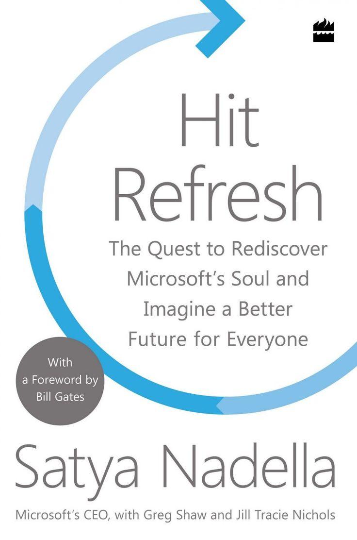 Hit Refresh ebook epub/pdf/prc/mobi/azw3 download for Kindle, Mobile, Tablet, Laptop, PC, e-Reader. Business & Money #kindlebook #ebook #freebook #books #bestseller