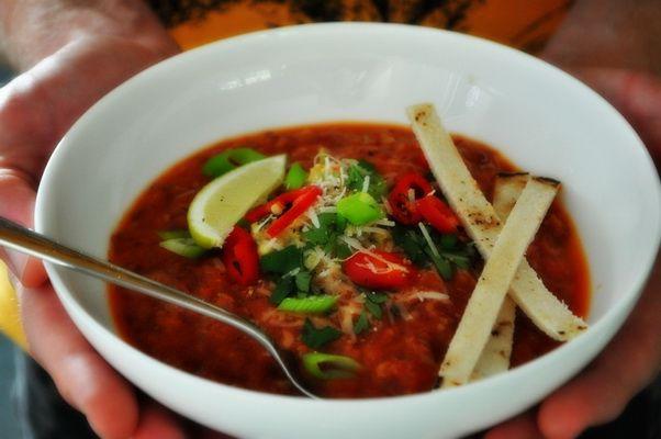 Различные виды томатных супов можно встретить в кухнях разных стран мира.