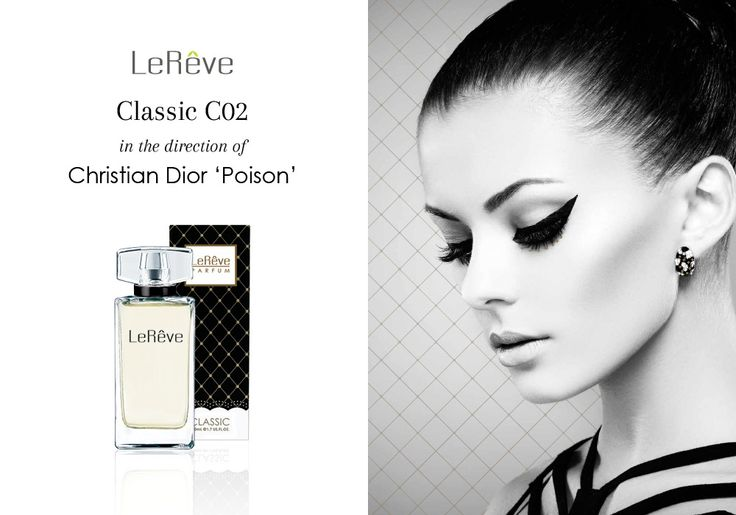Le Reve Perfume | Classic C02 in the direction of Christian Dior Poison