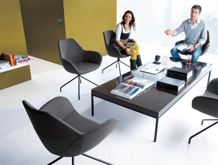 #fotele kubelkowe do sekretariatu #fan z http://www.arteam.pl/aktualnosci/meble-biurowe-sekretariatu/