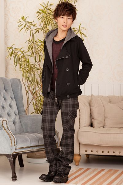 Japanese Men 39 S Fashion Just Men Pinterest Fashion Scarves Pants And Colors