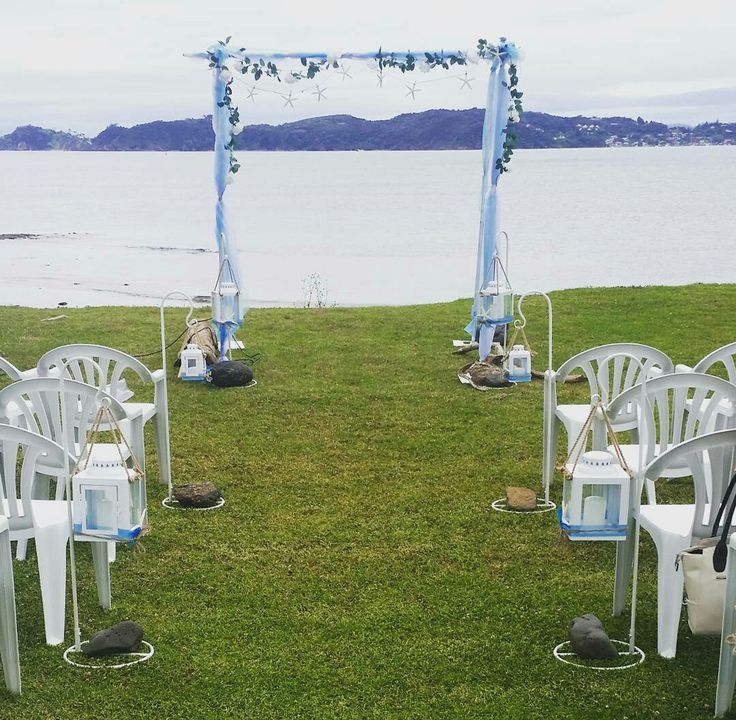 New Zealand, Bay of Islands wedding