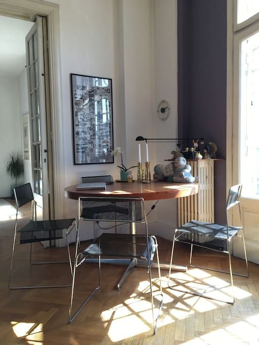 Check out this awesome listing on airbnb top design studio with french touch apartments · apartments for rent inartist