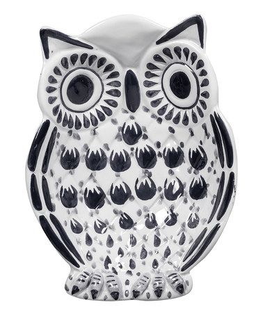 Look what I found on #zulily! Owl Snack Bowl #zulilyfinds